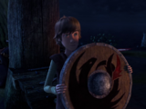 Gallery: Hiccup's Shield / Dragons: Defenders of Berk