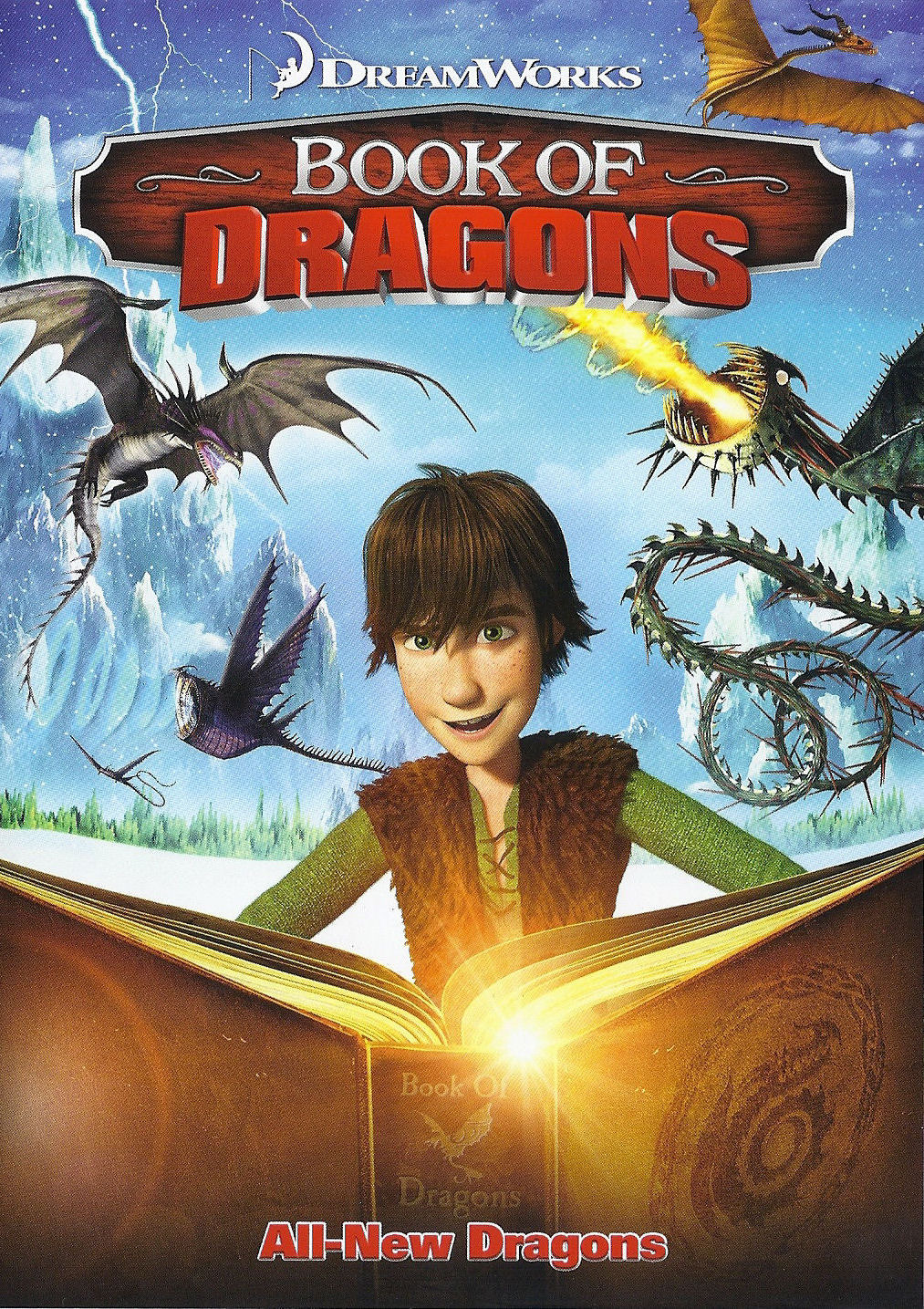 Book of dragons short how to train your dragon wiki fandom book of dragons ccuart Gallery