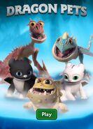 DP Promotional Start Screen