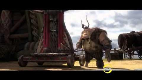 HOW TO TRAIN YOUR DRAGON 2 - TV Spot 25