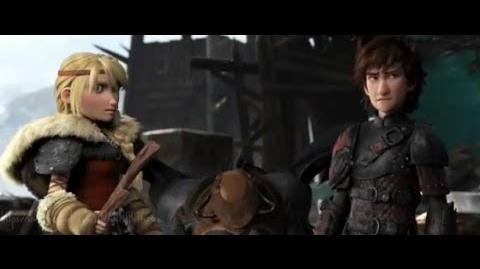 HOW TO TRAIN YOUR DRAGON 2 clip
