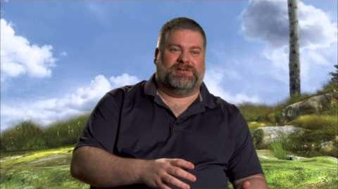 How To Train Your Dragon 2 Director DEAN DEBLOIS On Set Movie Interview