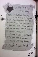 Stoick's Complaint Letter