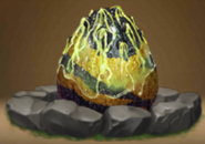 Firecomb Crasher Egg