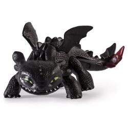 Mini Dragons Figure, Toothless2