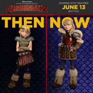 Astrid then and now
