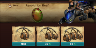 Resolution Reef