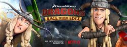 Dragons, Race to the Edge, Season 5 promo