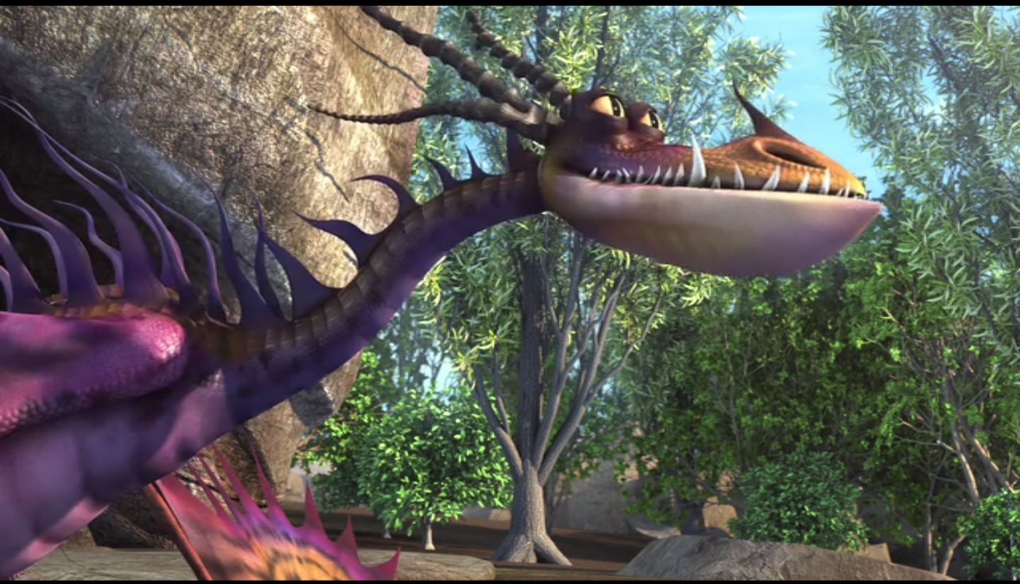 Girl hookfang how to train your dragon wiki fandom powered by wikia girl hookfang ccuart Choice Image