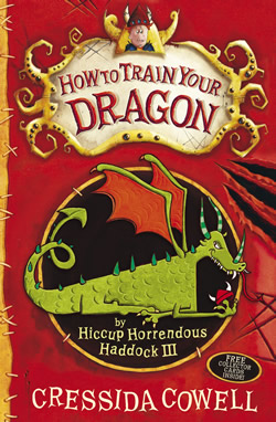 Image result for How to train your dragon book cover