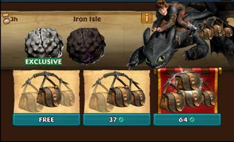 Iron Isle-ROB