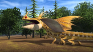 Snotlout's Fireworm Queen 135