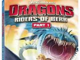 Dragons: Riders of Berk Part 1 DVD