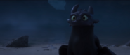 Toothless dance for The Light Fury (2)