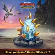 ROB-Galesplitter Egg Ad