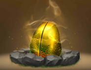 Seedling Rumblehorn Egg