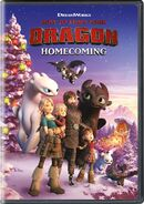 Homecoming DVD Poster 2