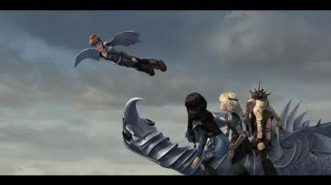 Ladies in the Sky DRAGONS RACE TO THE EDGE
