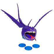 Purple Thunderdrum Action Figure