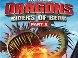 Dragons: Riders of Berk Part 2 DVD