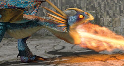 Dragon firetype stormfly