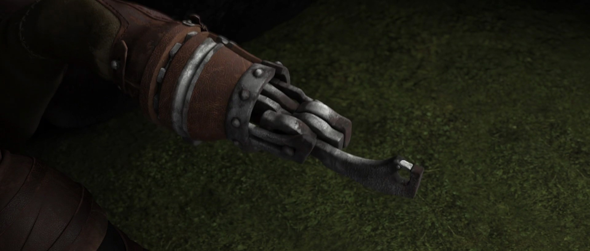 Hiccup's Prosthetic Leg | How to Train Your Dragon Wiki | FANDOM