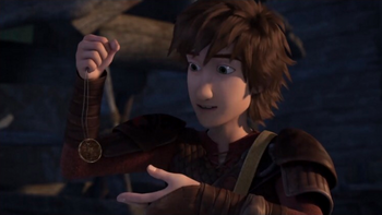 Image result for astrid httyd betrothal gift