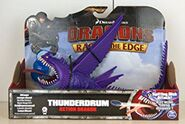 Purple Thunderdrum Action Figure Package 2