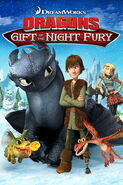 Gift of the Night Fury poster
