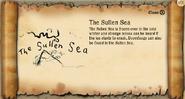 The Sullen Sea