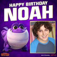 Happy Birthday, Noah Bentley