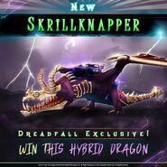 Skrillknapper- SOD Dreadfall