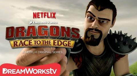 Truce or False? DRAGONS RACE TO THE EDGE