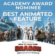 Academy Award nominee Best Animated Feature