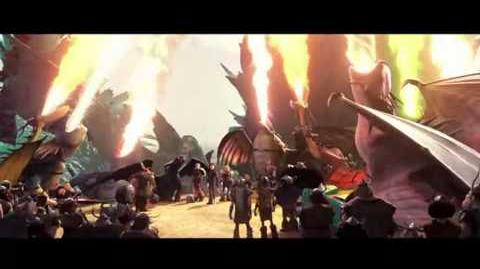 HOW TO TRAIN YOUR DRAGON 2 - TV Spot 13
