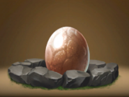 Woolly Howl Egg