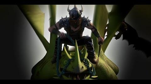 The Battle of Singetails DRAGONS RACE TO THE EDGE
