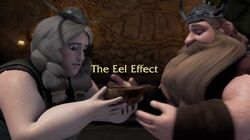 The Eel Effect title card