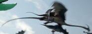 Windstriker flying
