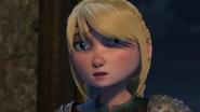 Astrid worried