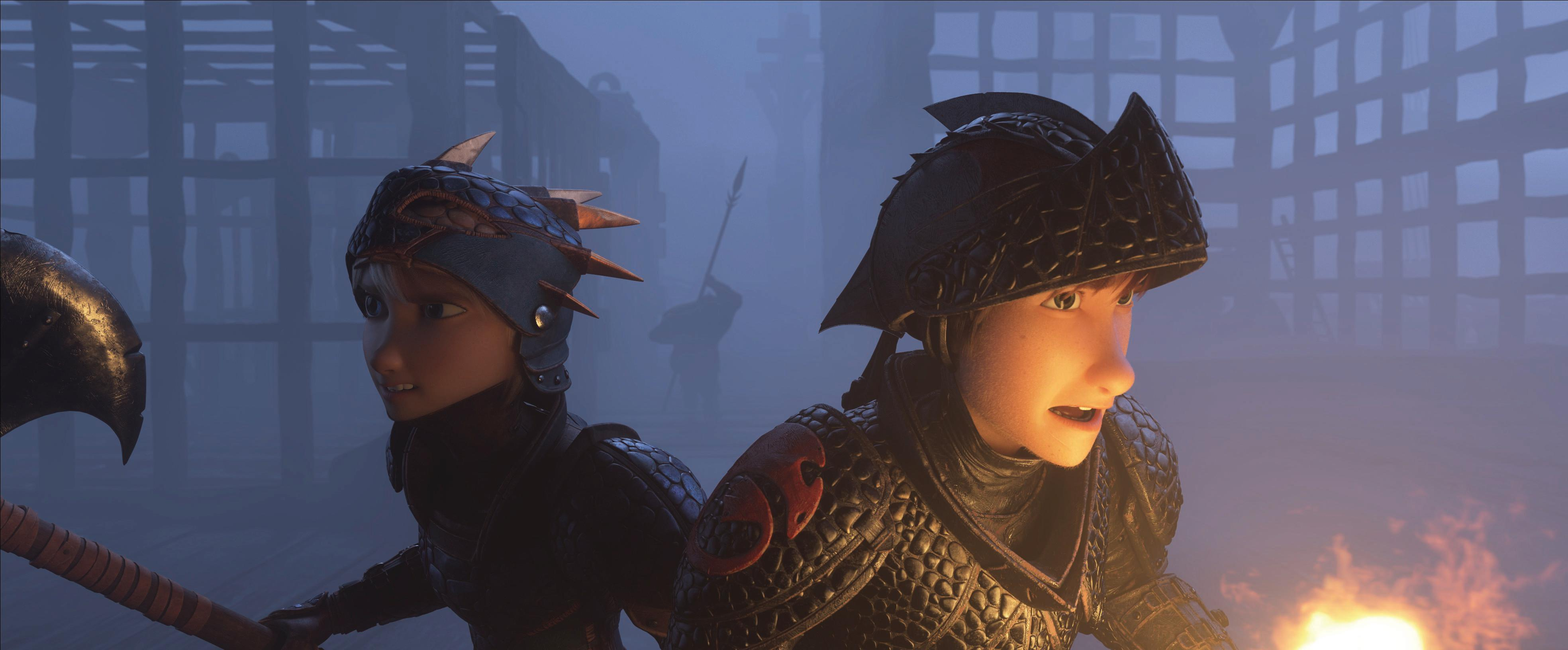 Pictures how to train your dragon