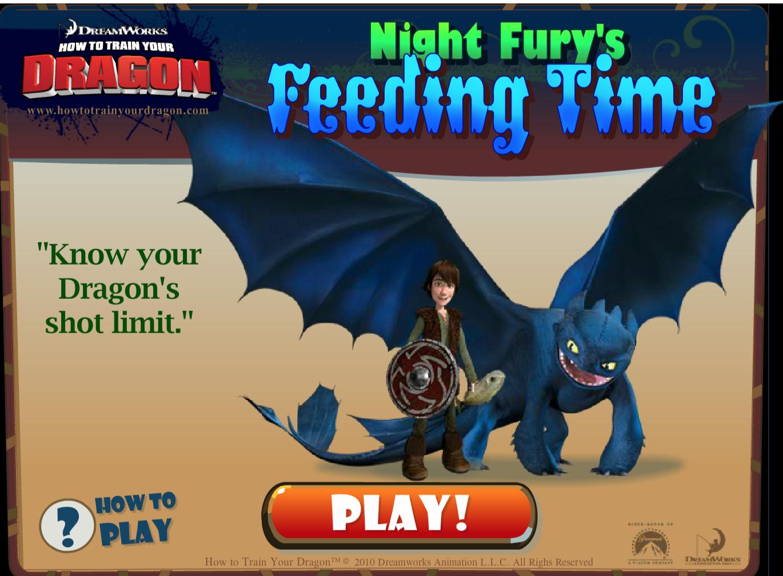 Training Dragon Games
