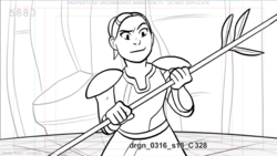Chain of Command Storyboard 79