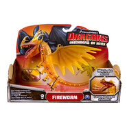 Fireworm toy