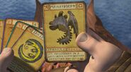 Fishlegs' Dragon Cards 36