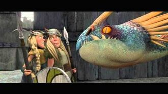 "HOW TO TRAIN YOUR DRAGON - ""Training Day 2"" Official Clip"