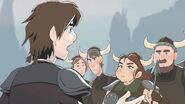 HTTYD storybook - Hiccup and the Berkians