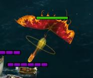 Timberjack Fire Nova Attack