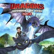 Defenders of berk poster 2 by therealtwilightstar-d6x041x