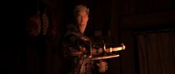 Grimmel's weapon